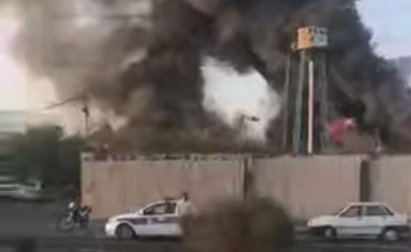Военный объект после завода центрифуг: Израиль атакует Иран своздуха?