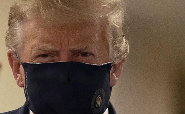 Судьба Трампа решится к5октября, считают врачи