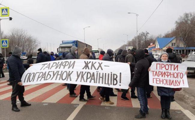 Тарифные майданы, «агенты Москвы» против сторонников России, и «МВФ против»