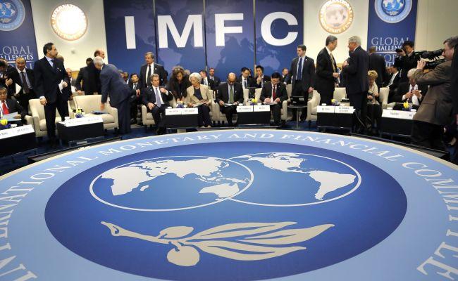 Международный валютный фонд улучшил прогноз поспаду ВВП России