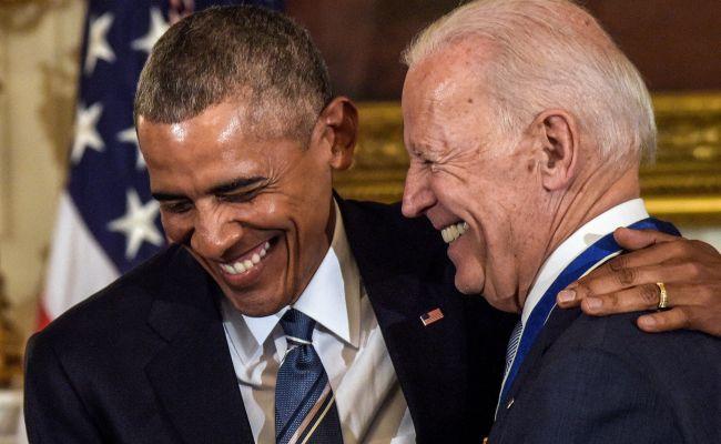 Обама: Есть мнение, что Байден может облажаться — Новости политики, Новости США — EADaily