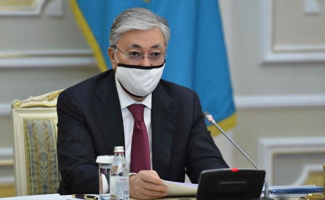 Президент Казахстана сделал заявление по поводу легитимности главы Киргизии