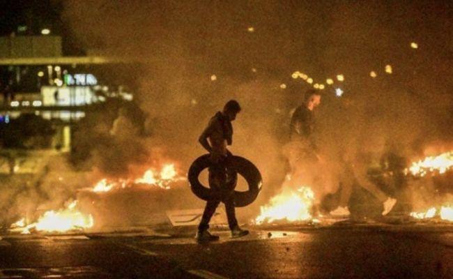 Исламистские погромщики вШвеции применили тактику украинского майдана