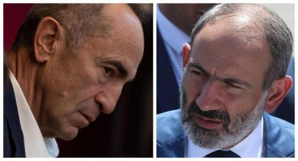 Кочарян не верит в будущее «новой Армении»: «Пашинян долго не продержится»  — Новости политики, Новости Большого Кавказа — EADaily