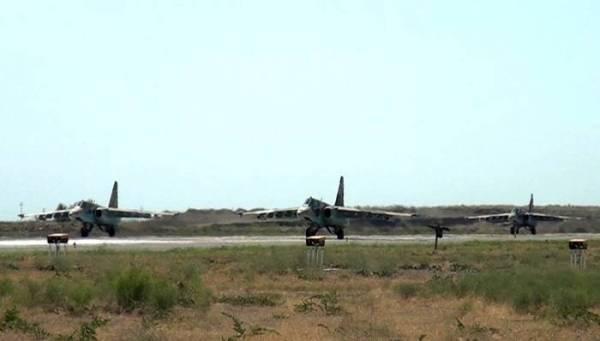 Нагорный Карабах: Аэродром ВВС Азербайджана в Гяндже «взлетел на воздух»