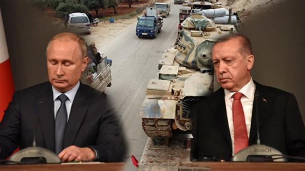 Доверие ушло, проблемы остались: Путин иЭрдоган «почти неразговаривают»