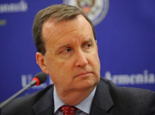 Посол США: Важно, чтобы Армения самостоятельно принимала решения в оборонных вопросах