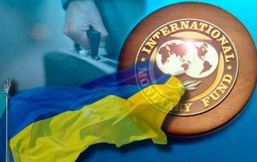 Вероятной причиной демарша МВФ против Киева стала блокада Донбасса