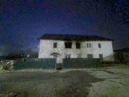 ba6b7006050a72d419fc30179fd70 Трое детей погибли при пожаре вХакасии