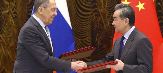 fa8808a366029d004f5498d4bf271 FAZ: Китай иРоссия объединяются против США