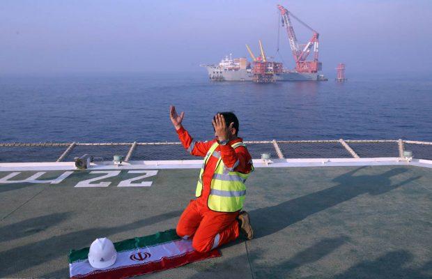Иран отдаст газ в китайские руки
