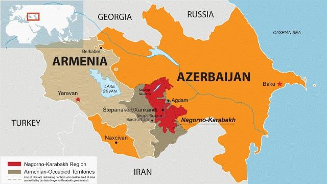 Azerbaijans Geopolitics Caspian Sea Cork Is Turning Into The - Caspian sea world map