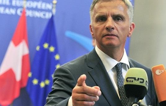 Швейцарский МИД выступает за скорейшую отмену санкций против Ирана