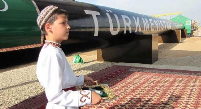 В Иране заявили о прекращении поставок газа из Туркмении