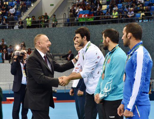 На «Исламиаде» в Баку пропаганды было больше, чем ислама и спорта: интервью
