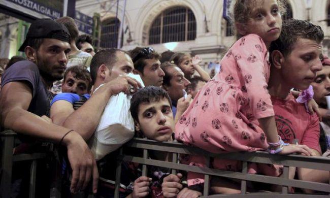 Число беженцев в миром обществе растёт.