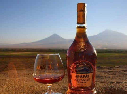 Армения стала производить на 30% больше коньяка