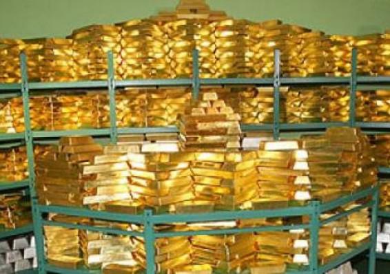 Золотовалютные резервы Белоруссии снизились