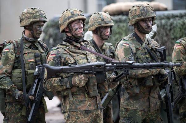 Iron Wolf: Українські бійці візьмуть участь у навчаннях НАТО в Литві, - Міноборони - Цензор.НЕТ 4946
