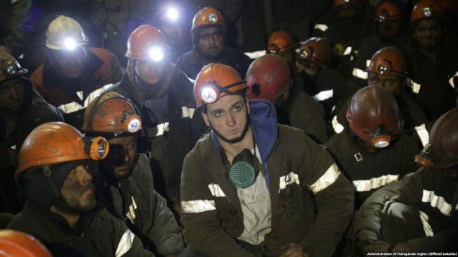 Гибель шахтеров в Казахстане стала делом привычным