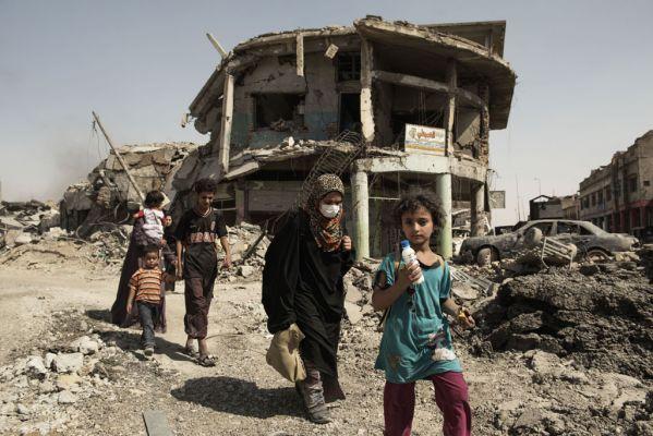 Саудовская Аравия выделит $1,5 млрд на восстановление Ирака