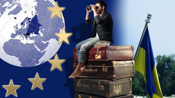 """Украинцы """"накинулись"""" на приезжих крымчан: «Валите с Европы в свою Рашку»"""