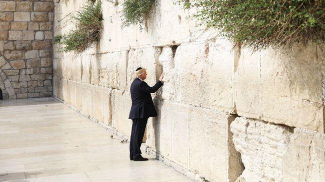 Первое турне президента Трампа: арабо-израильский тупик остался тупиком