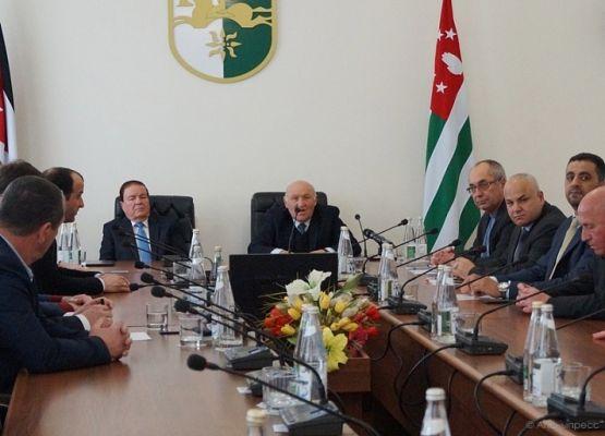 В Иордании намерены наращивать связи с Абхазией
