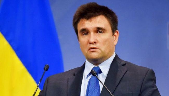 Климкин заявил, что подаст в отставку после инаугурации Зеленского