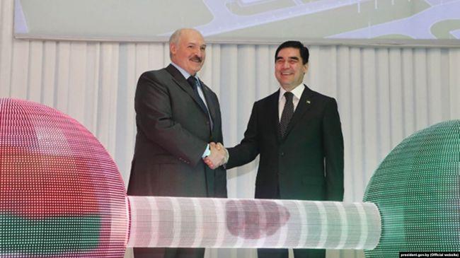 Президент Туркменистана обвинил Белоруссию в невыполнении обязательств