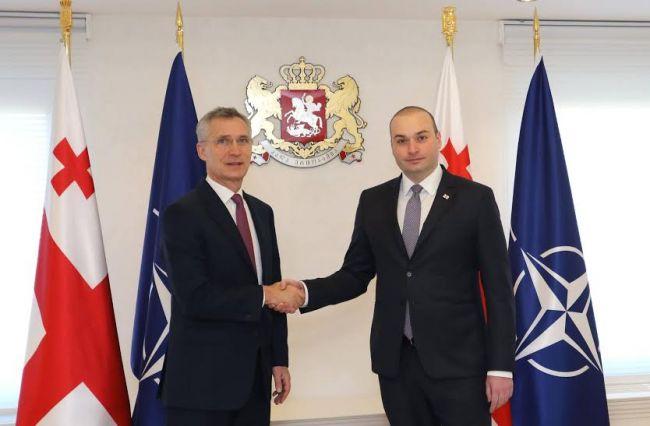 НАТО призвала Россию отозвать признание Абхазии и Южной Осетии