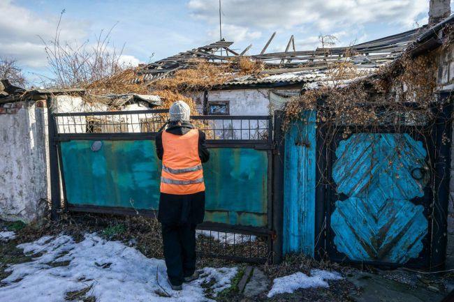 Прифронтовой Донбасс: очередная весна нескончаемой войны