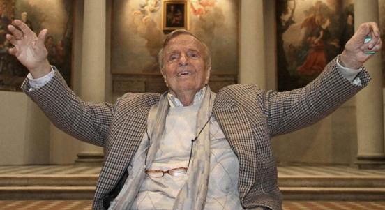 Ушел из жизни патриарх итальянской сцены и кино Франко Дзеффирелли