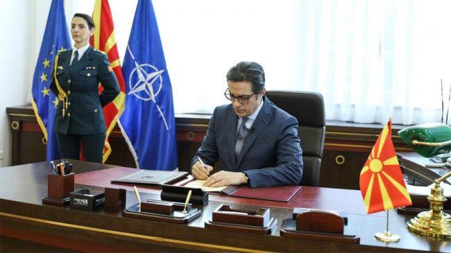 Північна Македонія НАТО