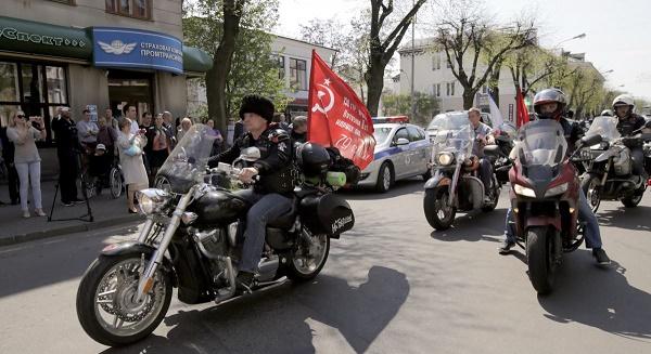 Рецидивы майской байкерофобии в Грузии