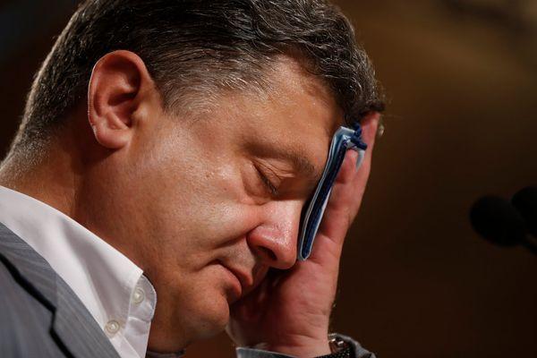 Порошенко признался в любви к Харькову, а ему