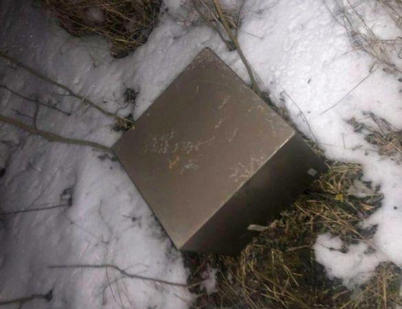 «Повезло»: из владикавказского офиса украли сейф