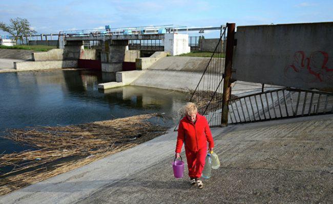 В Крыму прокомментировали намерение Киева оставить полуостров без воды