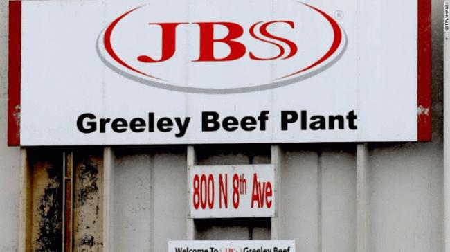 Крупнейший производитель мяса вмире восстановил работу после кибератаки