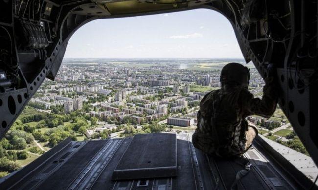 В Литве построят три военных городка за € 168 млн