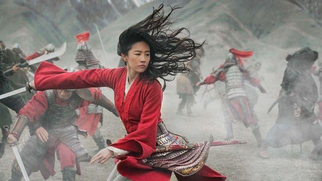Конгресс требует отWalt Disney оправданий засъемки фильма «Мулан» вКитае
