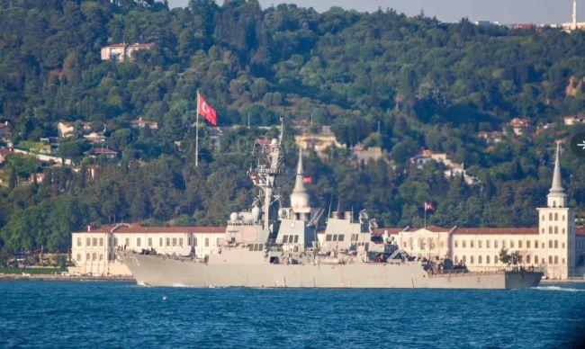 Подробности про июньские учения НАТО: Черноморский флот не подпустил корабли США к Крыму стрельбами...