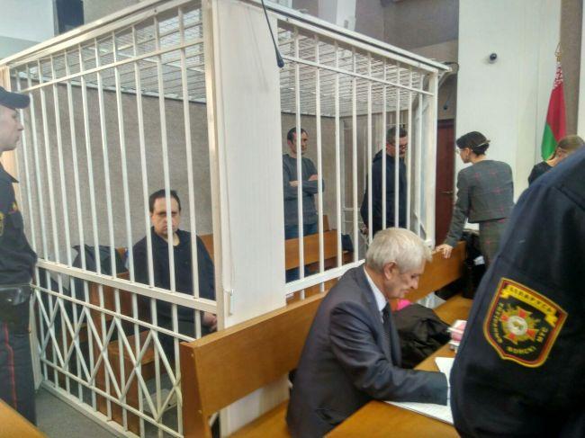 Пророссийских публицистов судят в Минске: 21.01.2018 день 24