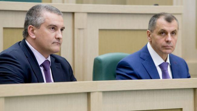 Украина обвинила руководителей Крыма в нарушении