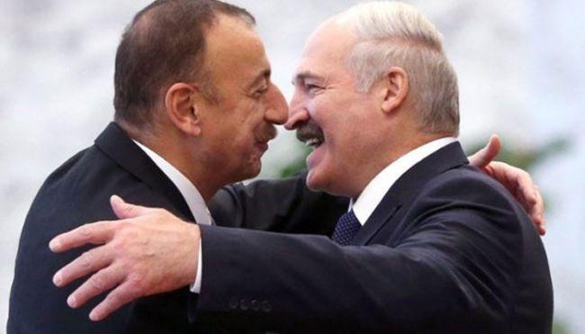Лукашенко летит вгости кАлиеву